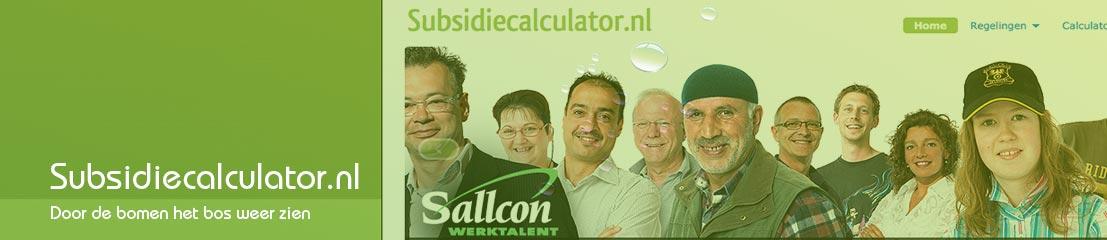 Subsidiecalculator